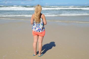 Gold Coast Beach Girl