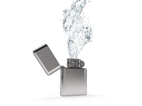 Water Zippo
