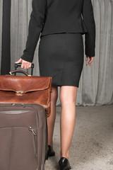 Chefin geht auf Reisen