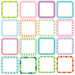 mod square frames