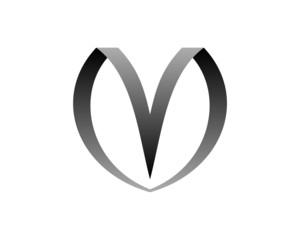 abstract emblem logo v.1