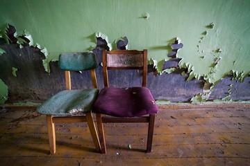 Abandoned prison, Patarei in Tallinn, Estonia