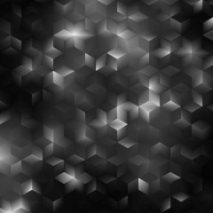 abstract grey geometric background
