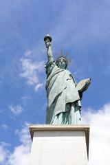 フランス パリ 自由の女神像  Statue of Liberty