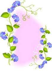 꽃과 넝쿨
