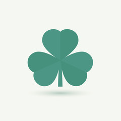 Clover leaf icon.