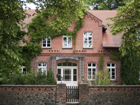 Karwe-Pfarrhaus