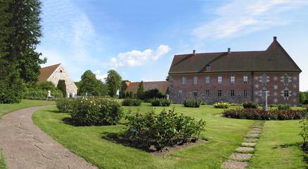 Schloss Krapperup in Schweden