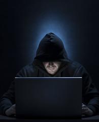 Cyber intruder