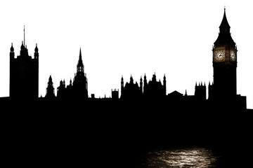 Photo sur Plexiglas Londres Skyline London