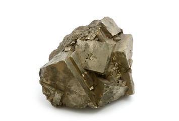 Pyrit-Kristall