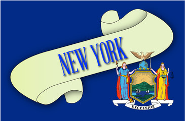 New York Scroll