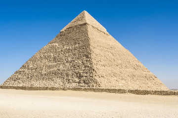 Pyramid of Khafre, Giza (Egypt)