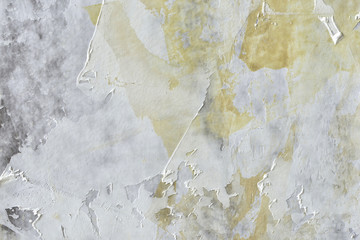Abstract wallpaper painting