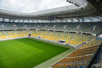 Poster Stadion stadium