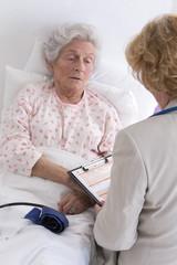consultation à domicile senior