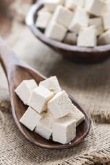 Diced Tofu