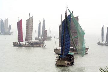 중국의 배