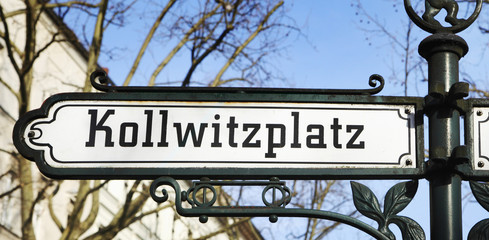Berlin, Kollwitzplatz