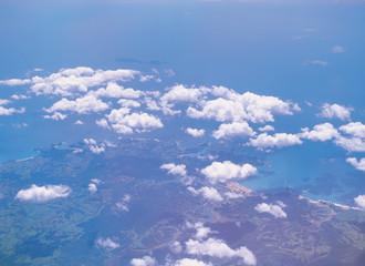 하늘과 구름