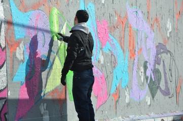 Grafiti Sprüher
