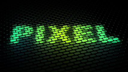Pixel - picture element