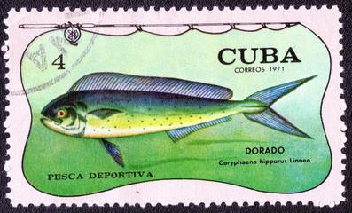 CUBA - CIRCA 1971: