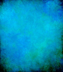 solid blue background abstract distressed antique dark backgroun