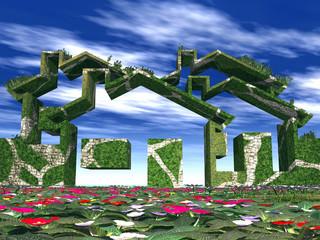a very beautifull house