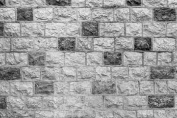 natural stone walls. light texture