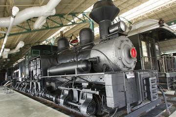Antique Railroad Trains