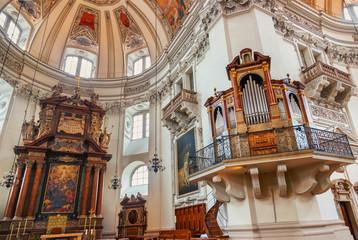 Cathedral at Salzburg Austria