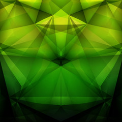 Abstract geometrical background. Vector Illustration