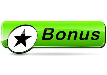 bonus green web design button