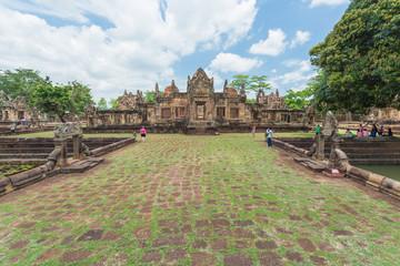 Prasat Hin Muang Tum in Buriram, Thailand