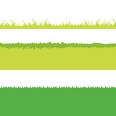 Vector Illustration Of Grass_5
