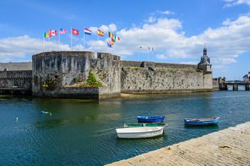 Bretagne-Finistere_Concarneau-Festung