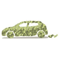 hatchback of dollars