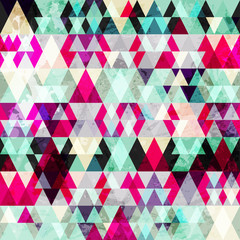 grunge technology seamless pattern