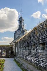 Bretagne_Concarneau_Festung-Wehrgang