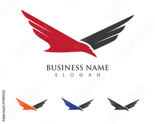 quotfalcon logoquot stock image and royaltyfree vector files on