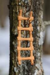 Lestvitsa, Russian rye festive spring co branch