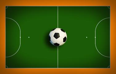Soccer ball football sport