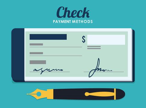 Payment design, vector illustration.