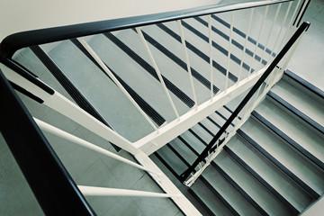 Fototapeten Treppe Staircase