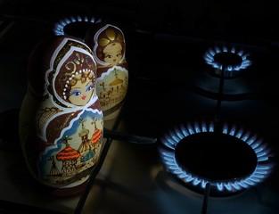 Rosyjski gaz