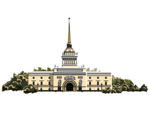 main Admiralty