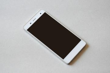 smart phone close-up