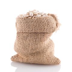 White beans bag