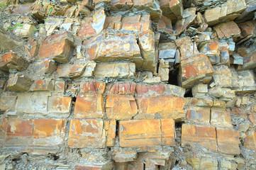 Stones texture background